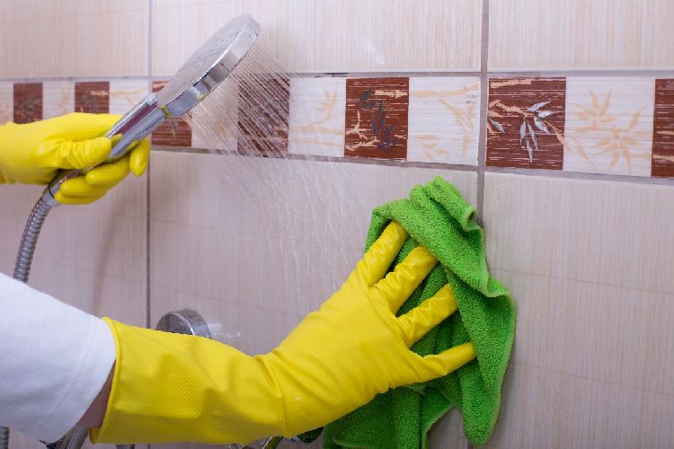 How to Clean Mold from Grout