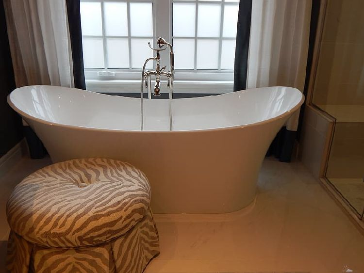 How to Install a Freestanding Tub Faucet
